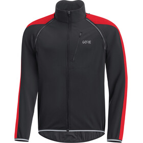 GORE WEAR C3 Windstopper Phantom - Veste Homme - rouge/noir
